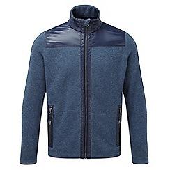 Tog 24 - Navy marl mega tcz wool fleece jacket
