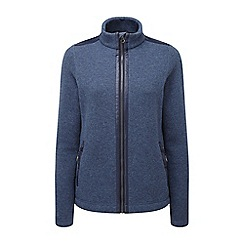 Tog 24 - Navy marl mega tcz wool fleece jacket