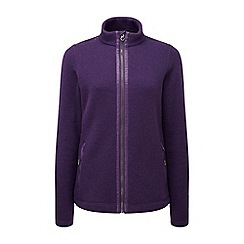 Tog 24 - Grape marl mega tcz wool fleece jacket