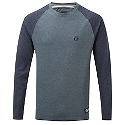 Tog 24 - Teal/midnight melville long sleeve t-shirt