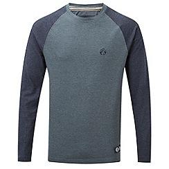 Tog 24 - Teal/midnight melville long sleeve t-shirt