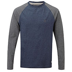 Tog 24 - Midnight/grey melville long sleeve t-shirt