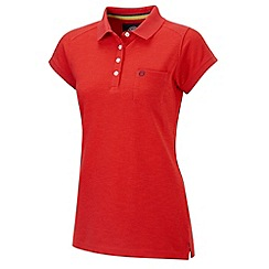 Tog 24 - Lippy red mika polo