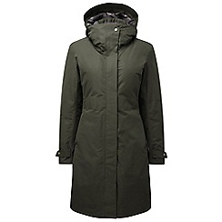 Tog 24 - Dark olive milano milatex/down jacket