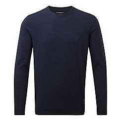 Tog 24 - Dark navy milford cashmere mix jumper