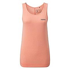 Tog 24 - Peach stripe mindy women's dri release vest