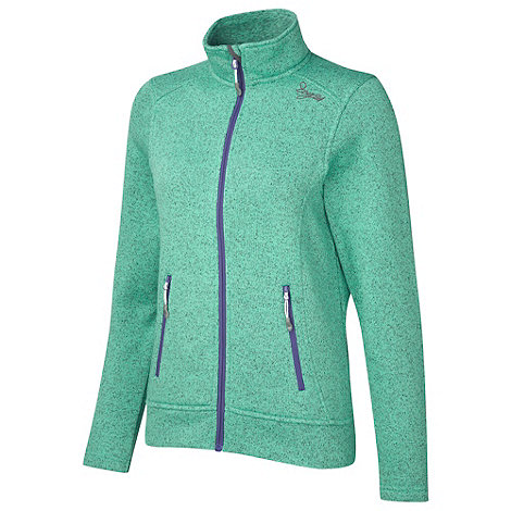 Tog 24 - Spearmint Marl Miro Tcz Fleece Jacket