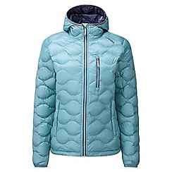 Tog 24 - Ice blue montreal down jacket