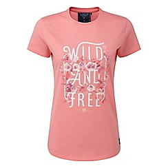 Tog 24 - Salmon wild and free nicky supersoft t-shirt