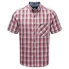 Tog 24 - Rio red check nile mcs blocker shirt
