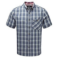 Tog 24 - Dk midnight chk nile mcs blocker shirt