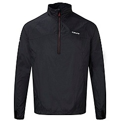 Tog 24 - Black nitro tcz shell zip neck