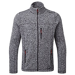 Tog 24 - Dark grey marl nova tcz 200 knit look fleece jacket