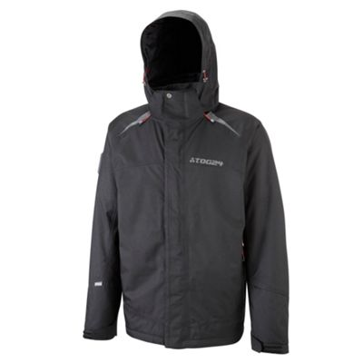 Black Nyman Milatex Jacket