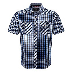 Tog 24 - Ocean check oliver TCZ cotton shirt