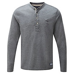 Tog 24 - Dark grey marl ontario long sleeve t-shirt