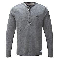 Tog 24 - Dark grey marl ontario long sleeve t-shirt