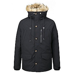 Tog 24 - Black orca milatex/down parka jacket