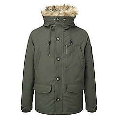 Tog 24 - Dark olive orca milatex/down jacket