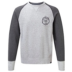 Tog 24 - Light grey oso sweatshirt dc