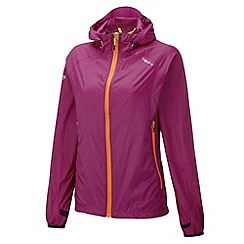 Tog 24 - Berry oxygen tcz shell hooded jacket