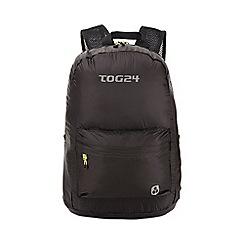 Tog 24 - Black packaway tour 15l backpack