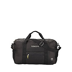 Tog 24 - Black packaway 45l travel bag