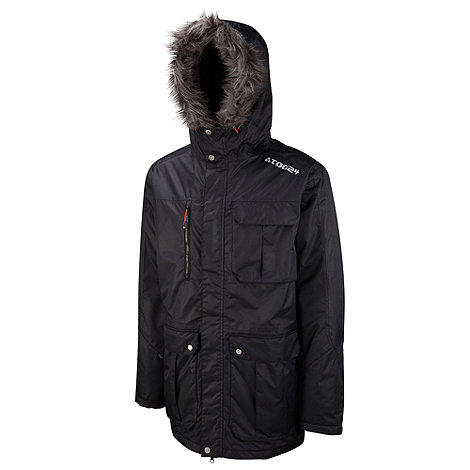Tog 24 - Black parker milatex jacket