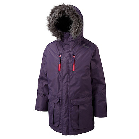 Tog 24 - Purple parker milatex jacket