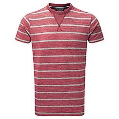 Tog 24 - Grey marl strip payton deluxe t-shirt