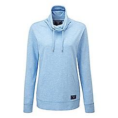 Tog 24 - Marina blue petunia deluxe hoodie