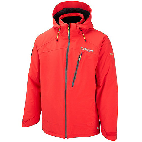 Tog 24 - Bright red phaser cocona ski jacket