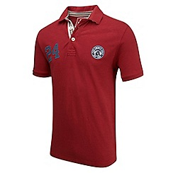 Tog 24 - Chilli red port deluxe polo shirt