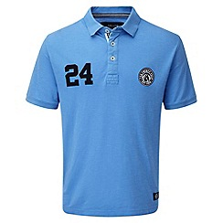 Tog 24 - Blue haze port deluxe polo shirt