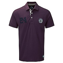 Tog 24 - Plum port deluxe polo shirt