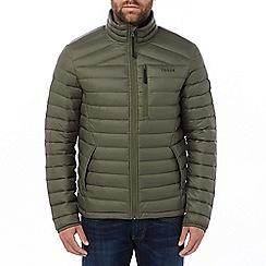 Tog 24 - Dark khaki prime down jacket