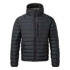 Tog 24 - Black pro down hooded jacket
