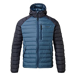 Tog 24 - French navy pro down hooded jacket