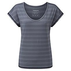 Tog 24 - Mood blue stripe propel tcz stretch t-shirt