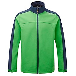 Tog 24 - Grass/mood blue protect tcz softshell jacket