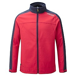 Tog 24 - Br red/mood blu protect tcz softshell jacket