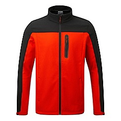 Tog 24 - Fire/black proton tcz softshell jacket