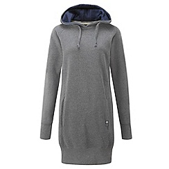 Tog 24 - Dark grey marl quebec hoody