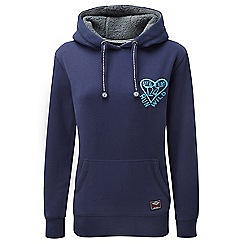 Tog 24 - Dark midnight rachel deluxe hoody heart