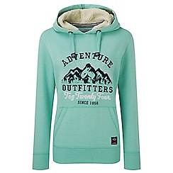 Tog 24 - Spearmint marl rachel hoody outfitters print