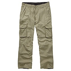 Tog 24 - Sand rawley cargo trousers regular leg