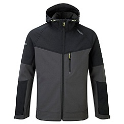 Tog 24 - Storm/black reactor tcz softshell hooded jacket