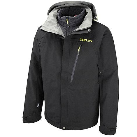 Tog 24 - Black recon milatex 3in1 jacket