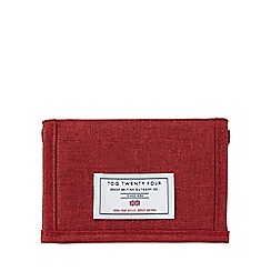 Tog 24 - Red regan wallet