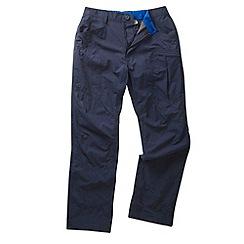 Tog 24 - Mood blue reno tcz tech trousers short leg